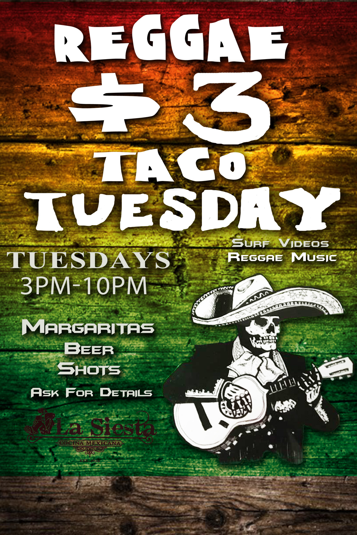 Taco Tuesday - Event catering in Orange County